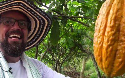 TV Reportage: Ein Schweizer in Kolumbien